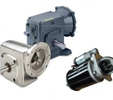 gear boxes and motors