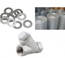 shim mesh stainer